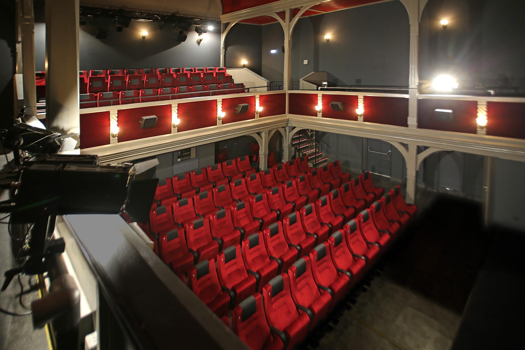 Kino Méliès - innen