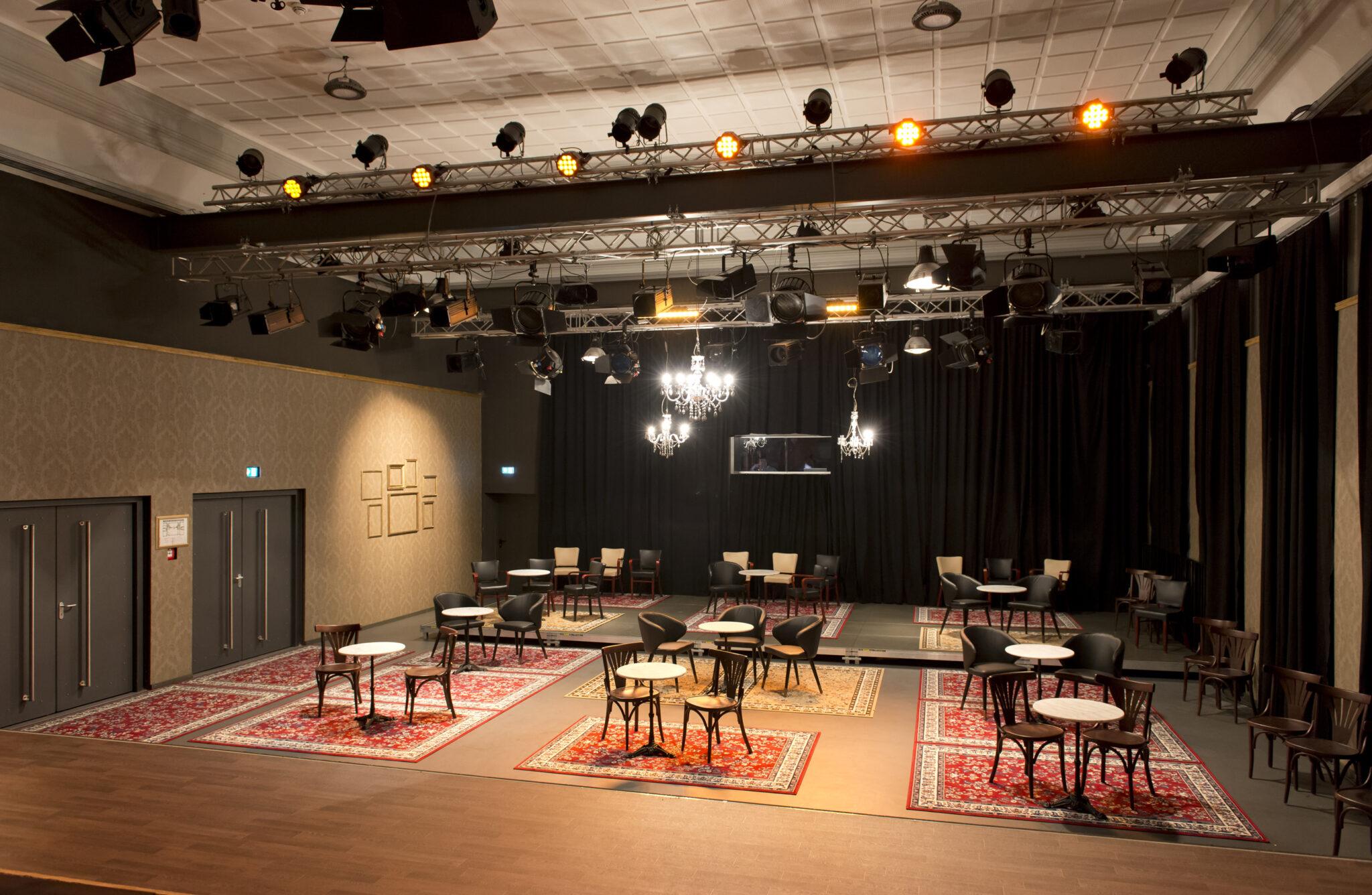 Junges Theater - Zuschauerraum